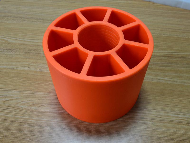 Wheel Type Drum Roller