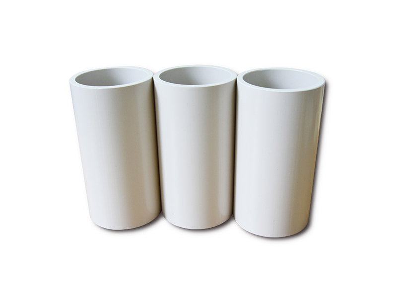 3inch Extrusion Pipe PVC Plastic Tube Core for Various Film and Paper Roll Packaging