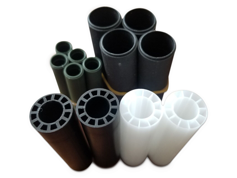 56mm 75mm 79mm PP PE Plastic Honeycomb Core for Cash Register Thermal Receipt Paper Roll Winding Shrinking