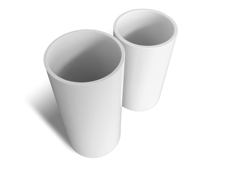 1inch 2.5inch 3inch Extrusion Pipe PVC Plastic Tube Core for Various stretch protective Film adhesive tape and Paper Roll shrink Packaging